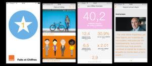 """Application mobile """"Faits et chiffres"""""""